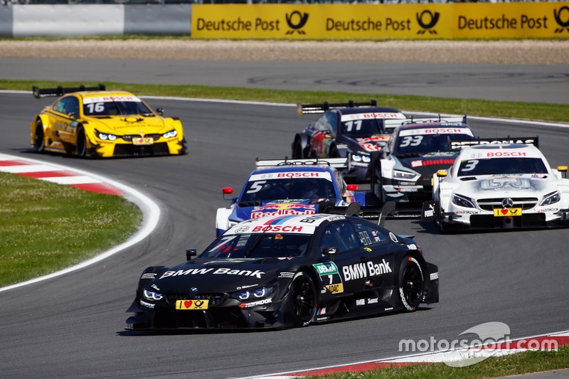 Бруно Спенглер, BMW Team RBM, BMW M4 DTM