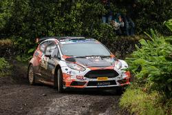 Alexey Lukyanuk, Azores Rally