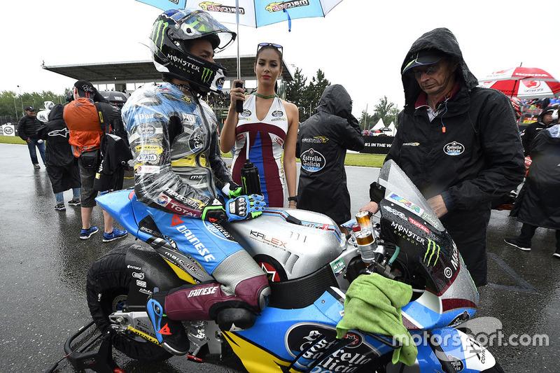 Franco Morbidelli, Marc VDS in griglia di partenza