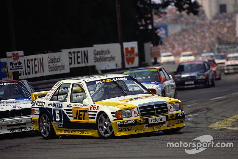 Manuel Reuter, MS-Mercedes