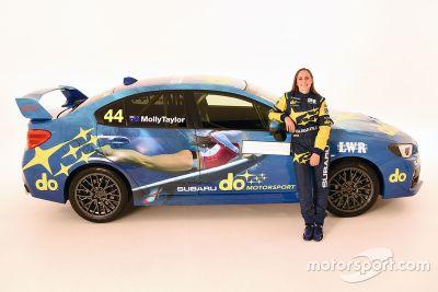 Campeonato Rally de Australia: Molly Taylor Subaru