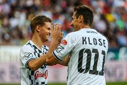 Miroslav Klose, Fußballspieler und Mick Schumacher, Prema Powerteam