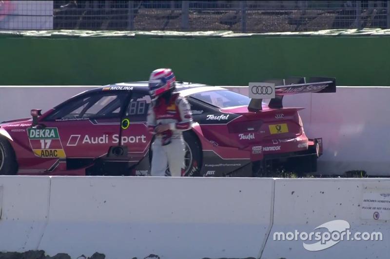 Screenshoot: Miguel Molina, Audi Sport Team Abt Sportsline, Audi RS 5 DTM