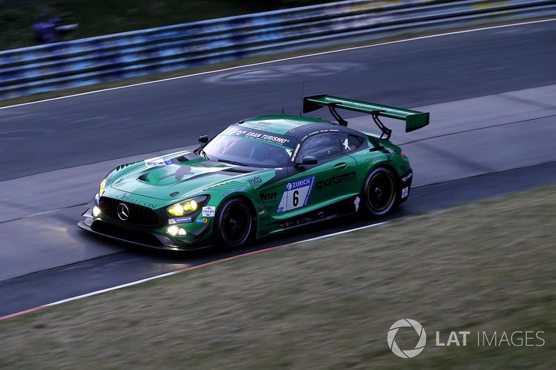 #6 Black Falcon (Mercedes-AMG GT3)