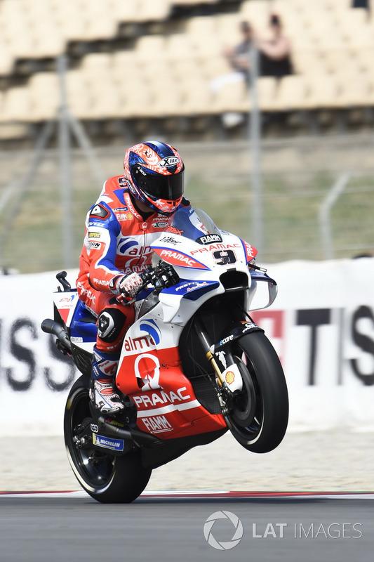 MotoGP Catalunya: Danilo Petrucci, Pramac Racing