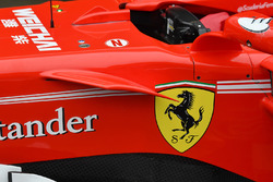 Ferrari SF70H: Winglet