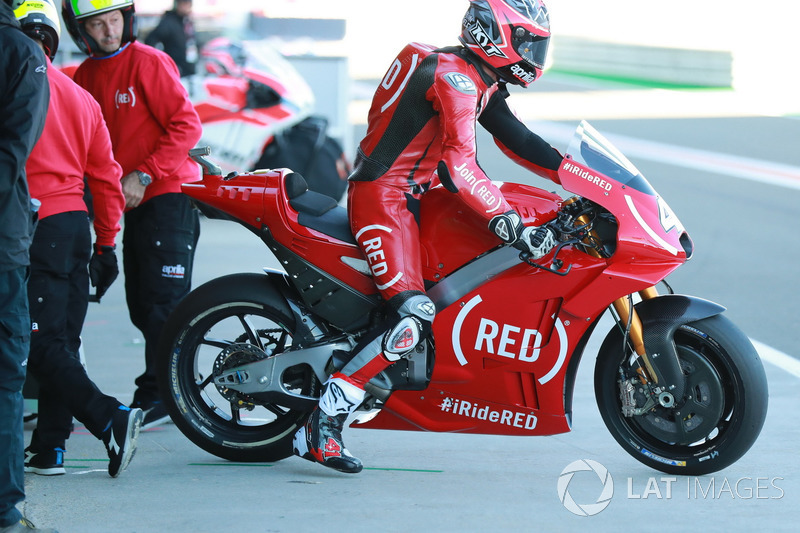 Aprilia - Aleix Espargaro - MotoGP Valencia 2017