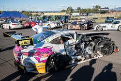 #19 Nineteen Corp P/L Mercedes AMG GT3: David Reynolds, John Martin, Liam Talbot, Mark Griffith afte