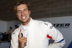 Pole sitter Chaz Mostert, BMW Team Schnitzer