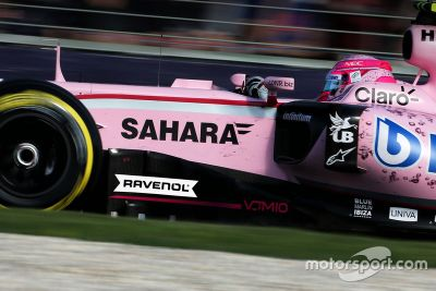 Anuncio RAVENOL Force India