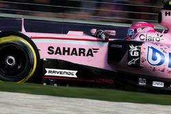 Эстебан Окон, Sahara Force India F1 Team