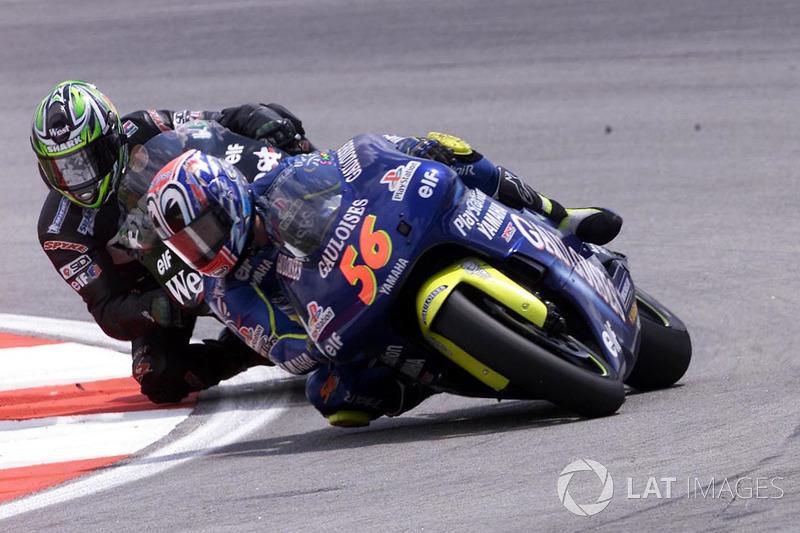 2001 - Shinya Nakano (500cc)