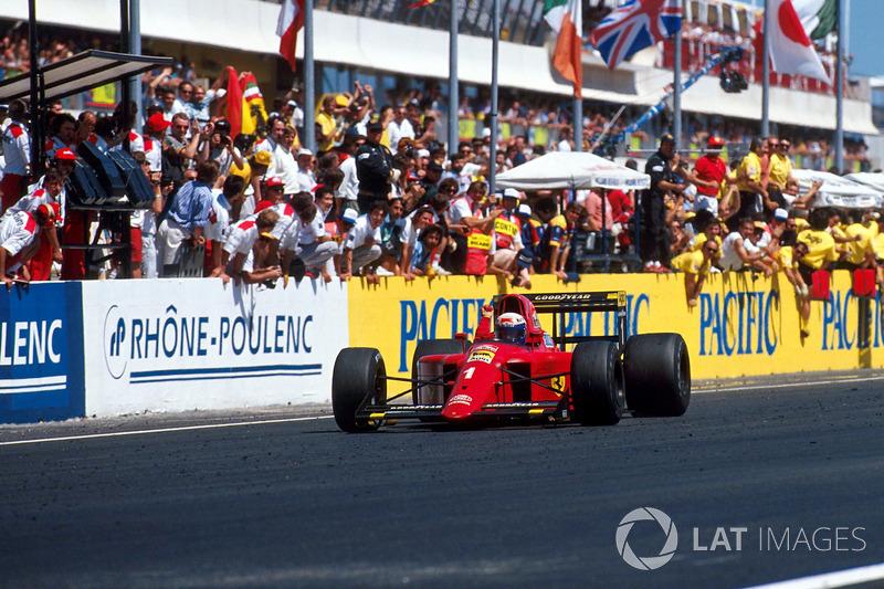 GP da França de 1990 – Vencedor: Alain Prost