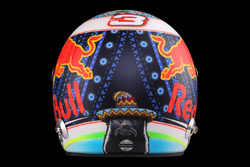 Helmet of Daniel Ricciardo