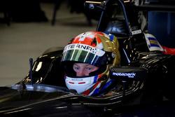 Fabio Scherer, Dallara F317-Volkswagen, Motopark Academy, test, cockpit