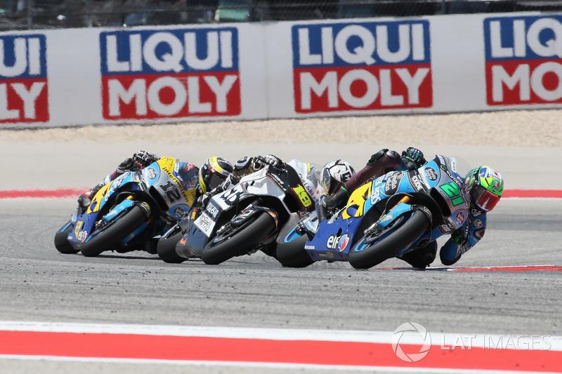 Franco Morbidelli, Estrella Galicia 0,0 Marc VDS, Alvaro Bautista, Angel Nieto Team, Thomas Luthi, Estrella Galicia 0,0 Marc VDS