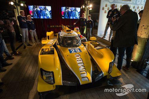 Presentazione Racing Team Nederland