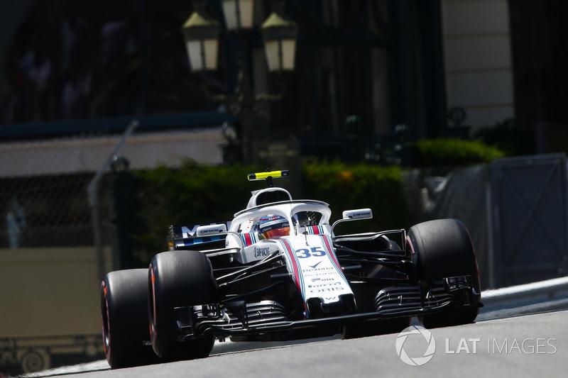 13. Sergey Sirotkin, Williams FW41