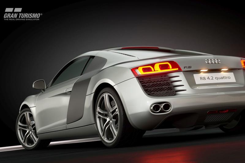 Audi R8 4.2 FSI R tronic '07