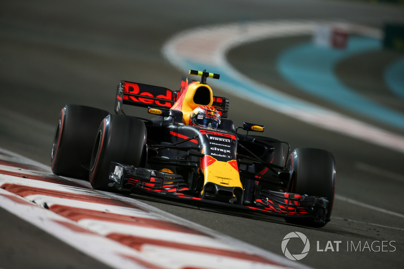 2017 : Red Bull RB13, à moteur TAG-Heuer (Renault)