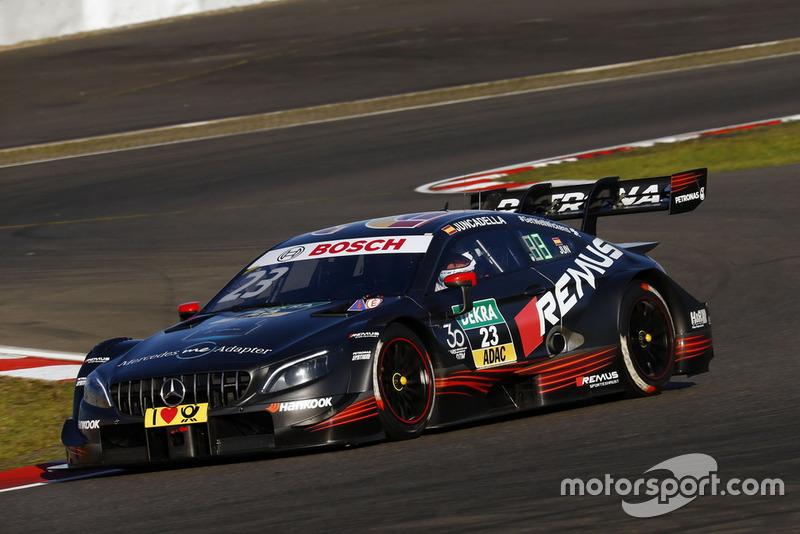 11. Daniel Juncadella, Mercedes-AMG Team HWA, Mercedes-AMG C63 DTM