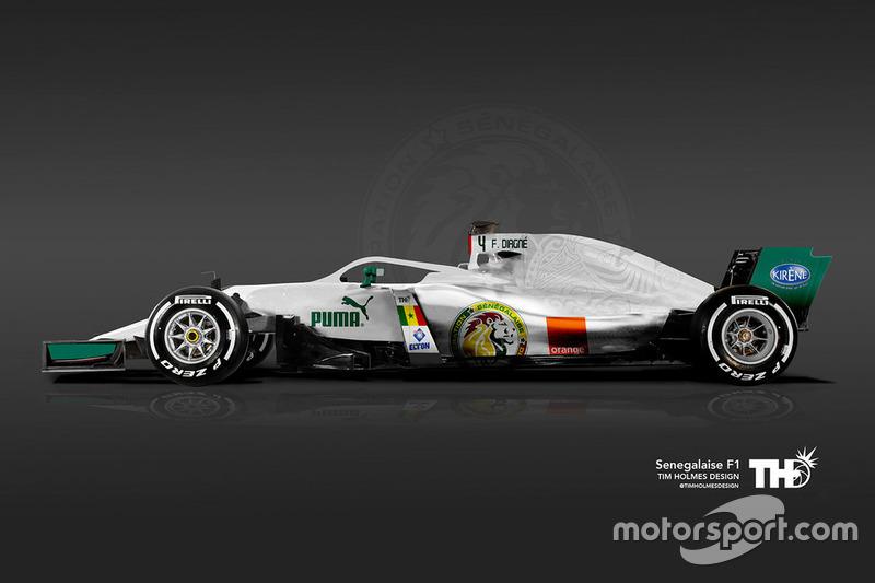 F1 Team Senegal