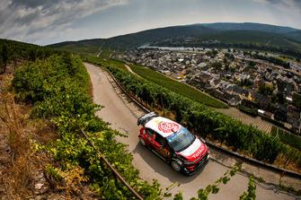 Mads Ostberg, Torstein Eriksen, CitroÃ«n C3 WRC, Citroën World Rally Team
