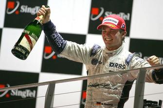 Podio: Nico Rosberg, Williams