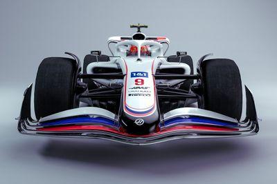 Präsentation: Formel-1-Auto 2022
