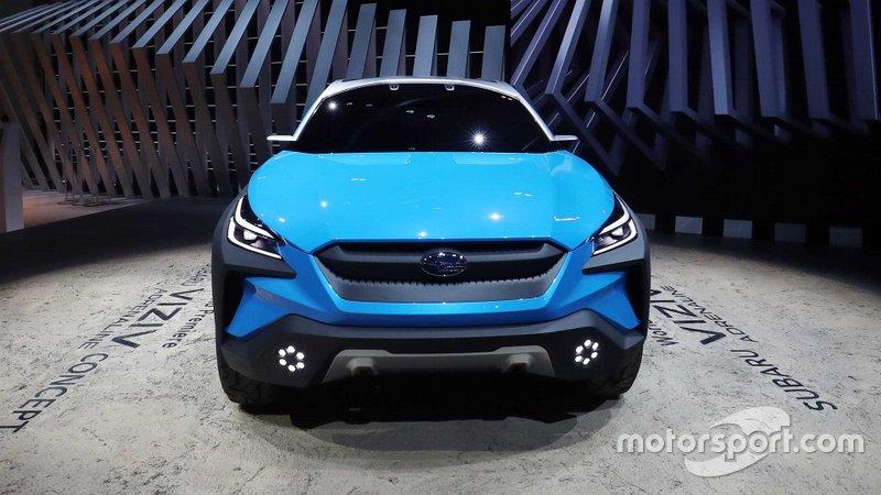 Концепт Subaru Viziv