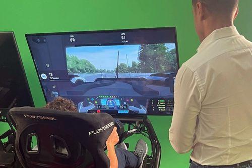 Fernando Alonso chez Motorsport Network
