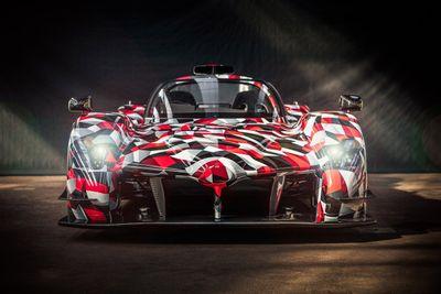 Présentation de la Toyota GR Super Sport
