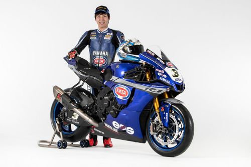 Presentación GRT Yamaha WorldSBK Team