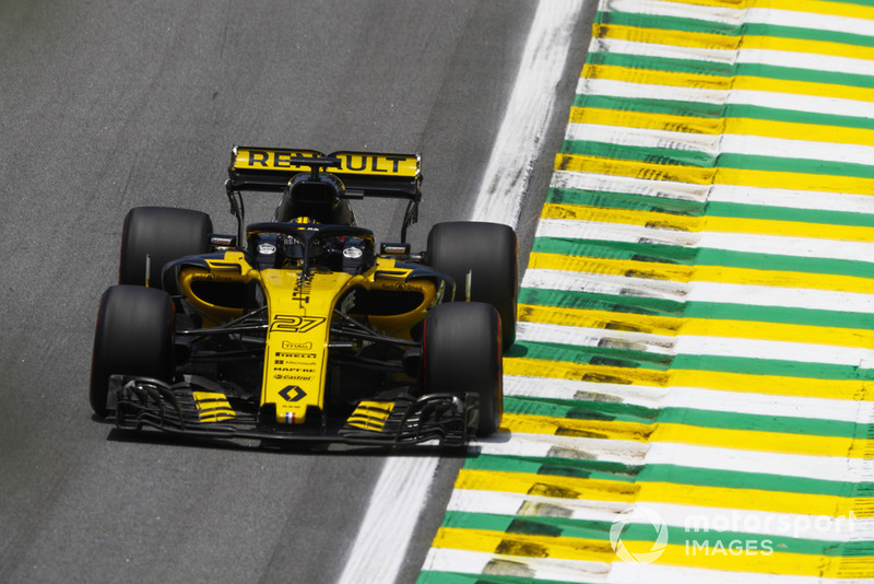 13: Nico Hulkenberg, Renault Sport F1 Team R.S. 18: 1:08.834