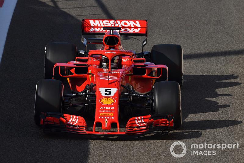 2018: Ferrari SF71H