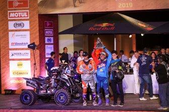 Podio: Drag'On Rally Team: Nicolas Cavigliasso