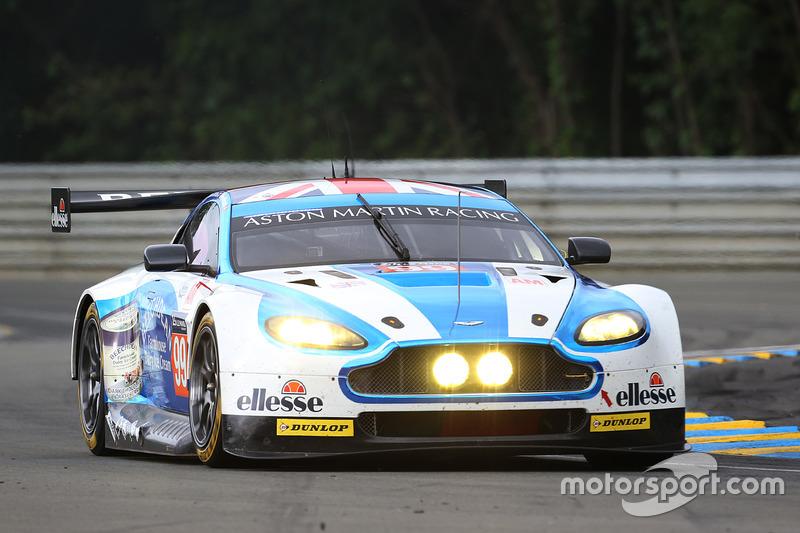 60: Aston Martin Vantage (№99): Эндрю Ховард, Гэри Хирш, Лайам Гриффин