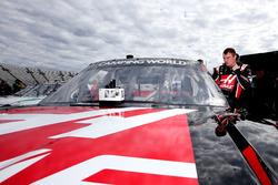 Cole Custer, JR Motorsports Chevrolet