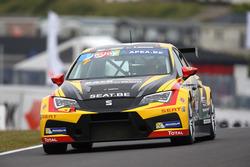 Sam Dejonghe/Denis Dupont, RACB National Team, SEAT Leon TCR