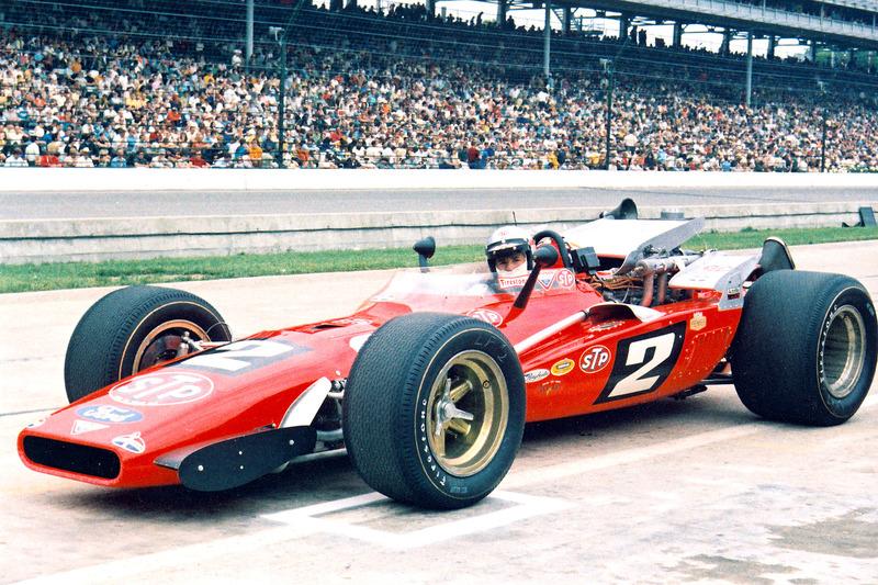 1969: Mario Andretti