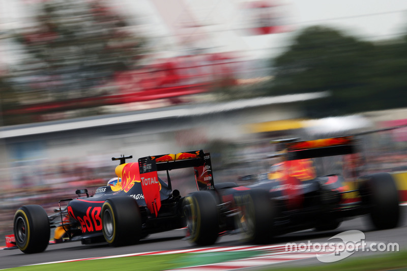5: Daniel Ricciardo, Red Bull Racing RB12