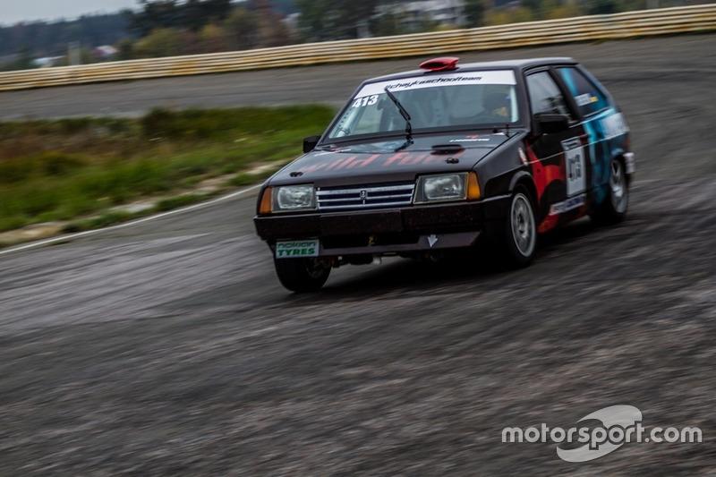 Валерій Шевельов - гонка 2