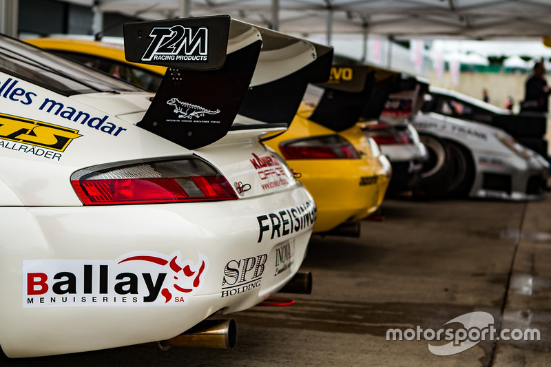 Porsche 911 GT3 996
