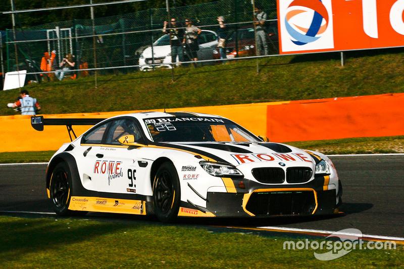 #99 Rowe Racing BMW F13 M6 GT3: Alexander Sims, Philipp Eng, Maxime Martin