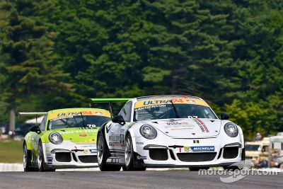 GT3 : Canadian Tire Motorsports Park