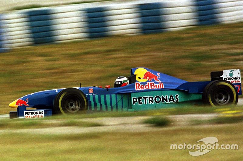 1997: Sauber-Petronas C16