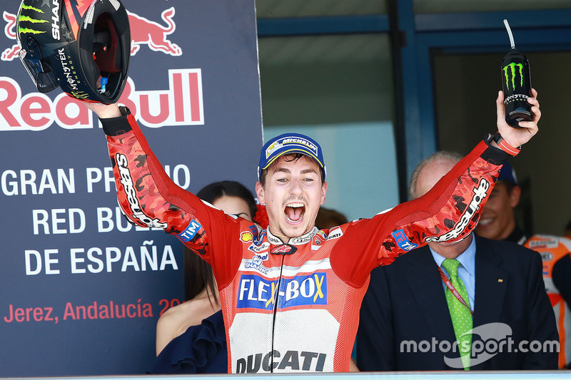 La surprise Lorenzo