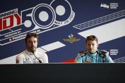 Фернандо Алонсо и Марко Андретти, Andretti Autosport Honda