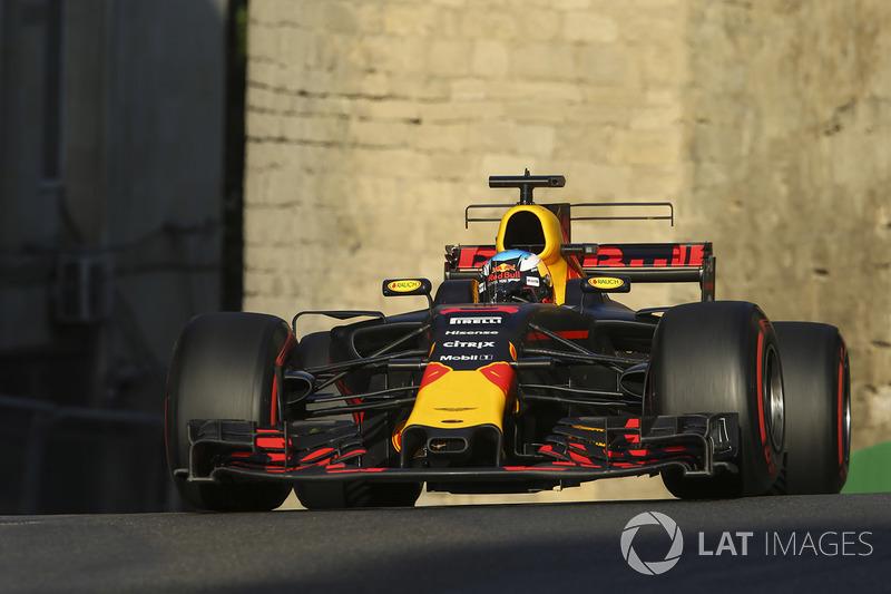 2017: Даниэль Риккардо, Red Bull Racing RB13