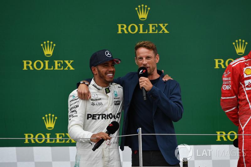 19 місце — Дженсон Баттон, McLaren — 4